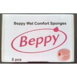 Beppy- Wet poly sponges 5pc pack